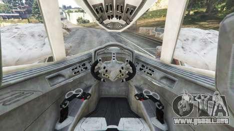 GTA 5 Jokerfield [Beta] vista lateral trasera derecha