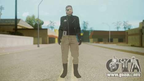 Venom Snake [Jacket] Bast Arm para GTA San Andreas segunda pantalla