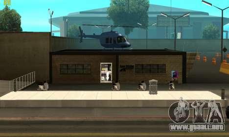 Reemplazo de texturas para la escuela de Conducc para GTA San Andreas
