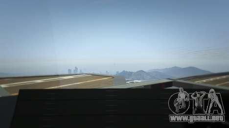 GTA 5 S.H.I.E.L.D. Helicarrier octavo captura de pantalla