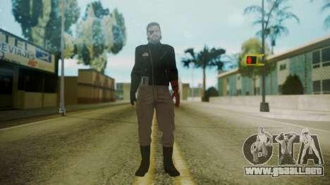 Venom Snake [Jacket] para GTA San Andreas segunda pantalla
