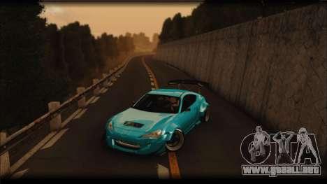 Toyota GT86 Customs Rocket Bunny para GTA San Andreas