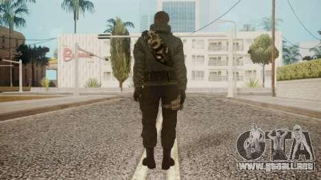 Custom Survivor 3 para GTA San Andreas tercera pantalla