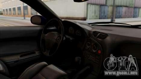Mazda RX-7 Black Rock Shooter Itasha para la visión correcta GTA San Andreas