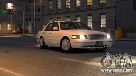 2003 Ford Crown Victoria para GTA 4