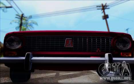 VAZ 2101 V1 para la vista superior GTA San Andreas