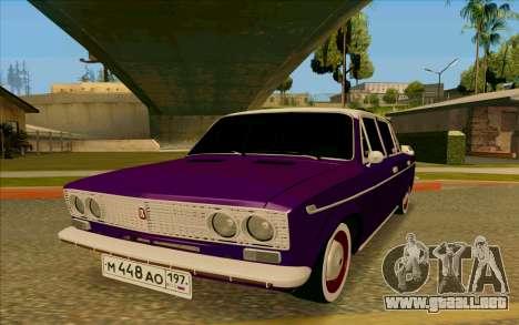 La berenjena VAZ 2103 para GTA San Andreas