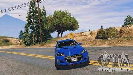 GTA 5 Realistic suspension for all cars  v1.6 décima captura de pantalla