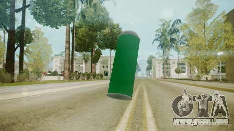 Atmosphere Spraycan v4.3 para GTA San Andreas