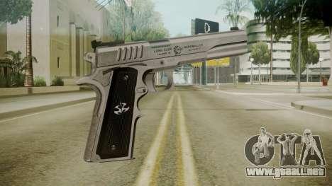 Atmosphere Colt 45 v4.3 para GTA San Andreas segunda pantalla