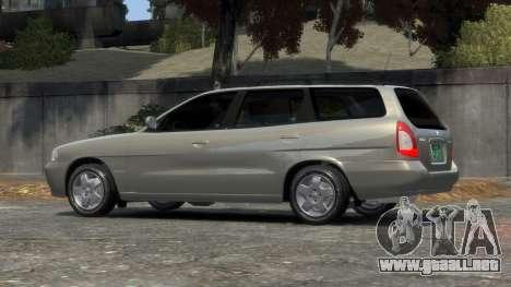 Daewoo Nubira I Spagon 1.8 DOHC 1998 para GTA 4 left