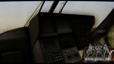 KA 60 Kasatka para visión interna GTA San Andreas