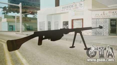 PTRS Red Orchestra 2 Heroes of Stalingrad para GTA San Andreas segunda pantalla