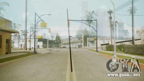 Atmosphere Pool Cue v4.3 para GTA San Andreas segunda pantalla
