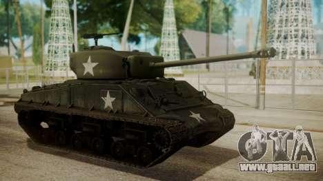 M4A3(76)W HVSS Sherman para GTA San Andreas