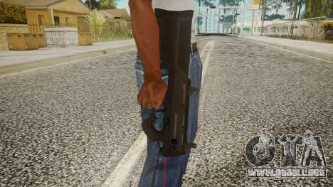 Silenced Pistol by EmiKiller para GTA San Andreas tercera pantalla