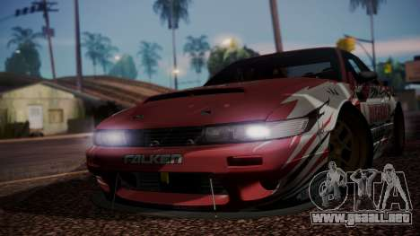 Nissan 240SX D.Yoshihara para GTA San Andreas