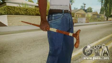 Atmosphere Cane v4.3 para GTA San Andreas