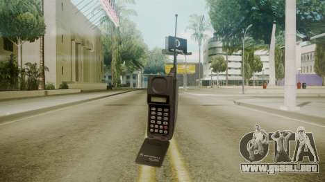 Atmosphere Cell Phone v4.3 para GTA San Andreas