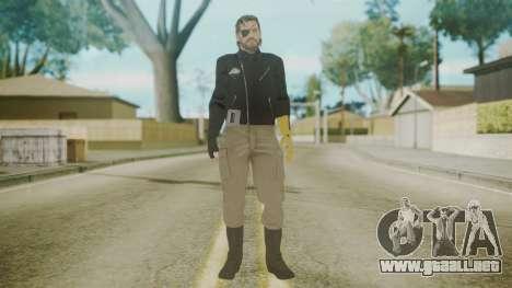 Venom Snake [Jacket] Stun Arm para GTA San Andreas segunda pantalla