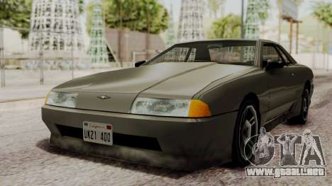 Elegy The Gold Car 2 para GTA San Andreas