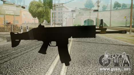 SCAR-L Battlefield 3 para GTA San Andreas