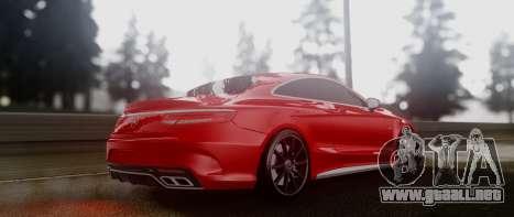 ENB Series by Yazhkin para GTA San Andreas segunda pantalla