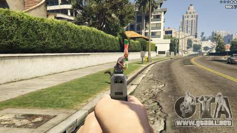 GTA 5 Forced First Person Aim 1.0.6 segunda captura de pantalla