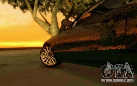 Ford Mustang GT 2005 para el motor de GTA San Andreas