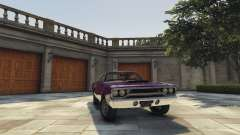 Plymouth Road Runner 1970 para GTA 5