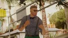 GTA Online Skin Hipster para GTA San Andreas