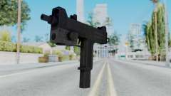 Misro SMG from RE6 para GTA San Andreas