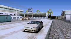 2114 Turbo para GTA San Andreas
