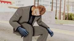 Payday 2 Sokol No Mask para GTA San Andreas