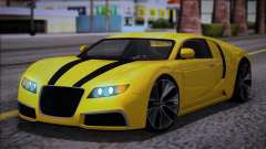 Adder from GTA 5 para GTA San Andreas