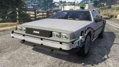 DeLorean DMC-12 Back To The Future v0.4