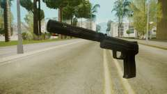 Atmosphere Silenced Pistol v4.3 para GTA San Andreas