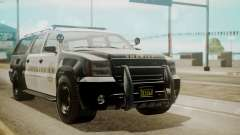 GTA 5 Declasse Granger Sheriff SUV