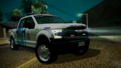 Ford F-150 2015 Transito Vial para GTA San Andreas