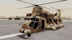 GTA 5 Cargobob para GTA San Andreas