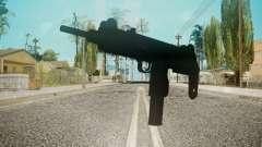 Micro SMG by EmiKiller para GTA San Andreas