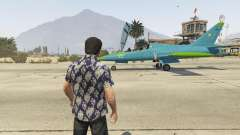 Realistic Flight V 1.6 para GTA 5