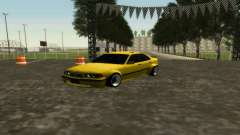 BMW 320i E36 Wide Body Kit para GTA San Andreas