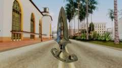 La sombra de la Daga endurecimiento Superficial para GTA San Andreas