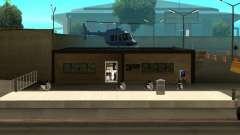 Reemplazo de texturas para la escuela de Conducción para GTA San Andreas