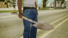 Atmosphere Shovel v4.3 para GTA San Andreas