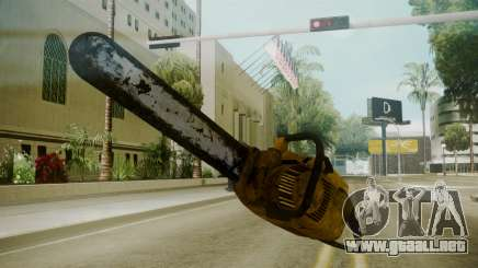 Atmosphere Chainsaw v4.3 para GTA San Andreas