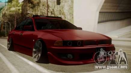 Mitsubishi Galant VR6 Stance para GTA San Andreas