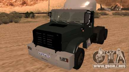 ZIL-133 05A para GTA San Andreas