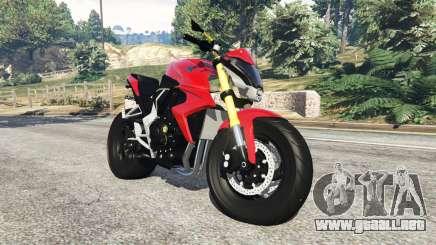 Honda CB1000R para GTA 5